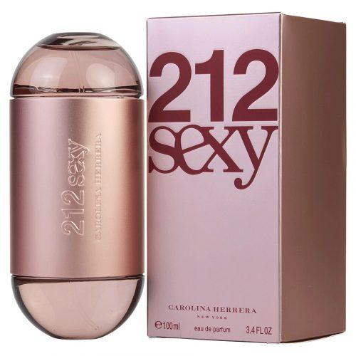 212 Sexy Carolina Herrera Eau de Parfum 100ml