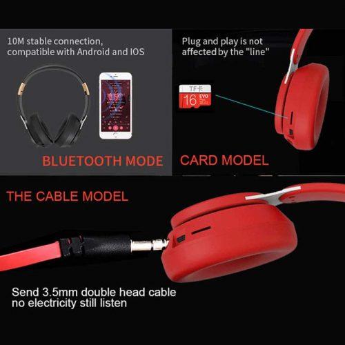 Bakeey 07S Wireless Foldable Bluetooth Headphone