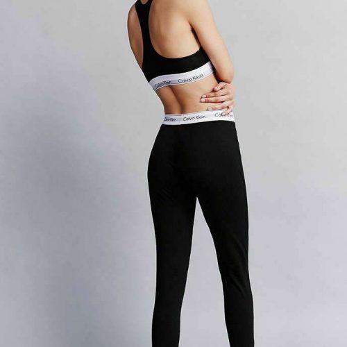 Calvin Klein Underwear CK women Bra&Leggings Sets Black colour with Box