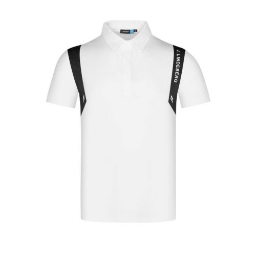 Bearboxers Mens Lindeberg Golf Short-Sleeve Polo Shirt