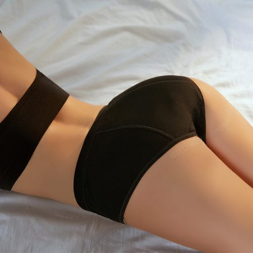 Bearboxers Romewear Bamboo Fiber 4-layer Menstrual Briefs